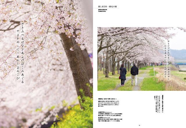 2020年3月号 両毛の桜